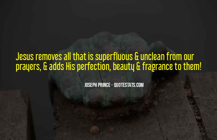 Beauty Is Not Perfection Quotes #186152