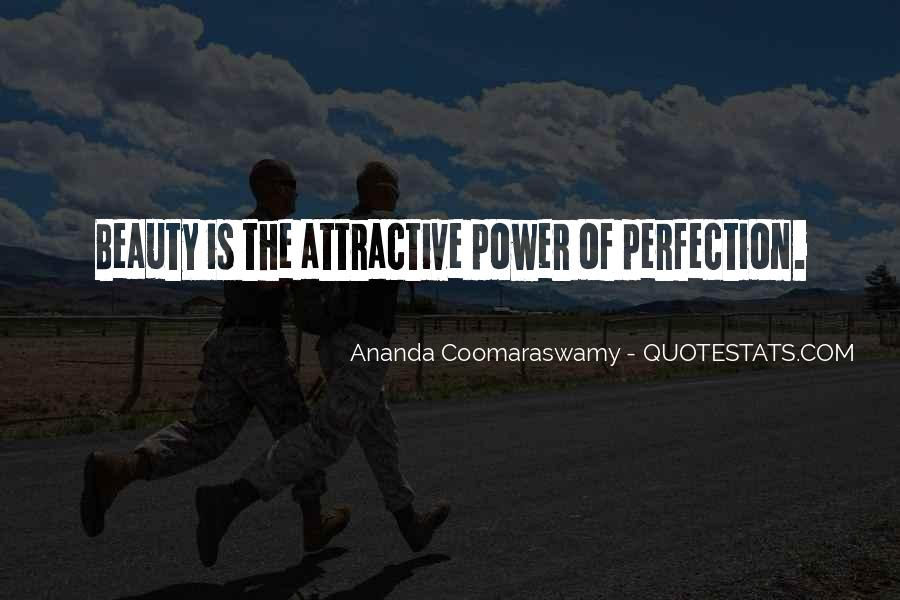 Beauty Is Not Perfection Quotes #429619