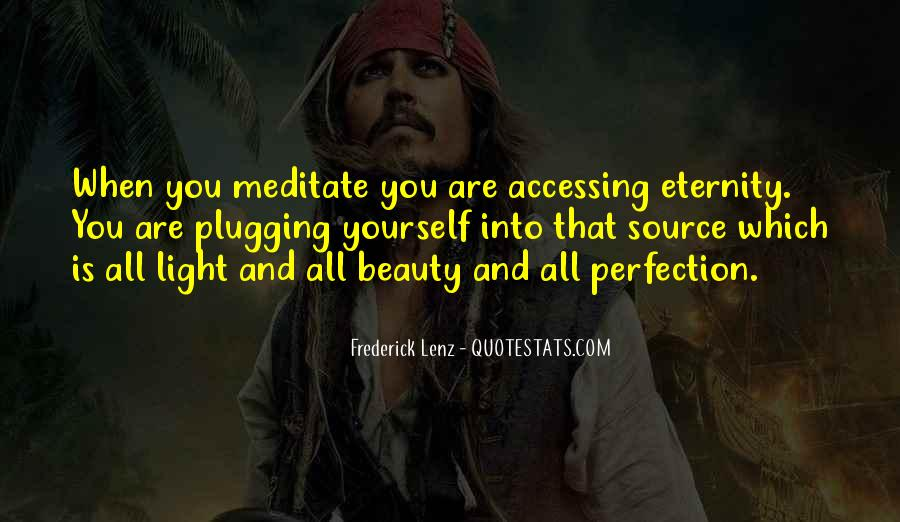 Beauty Is Not Perfection Quotes #455266