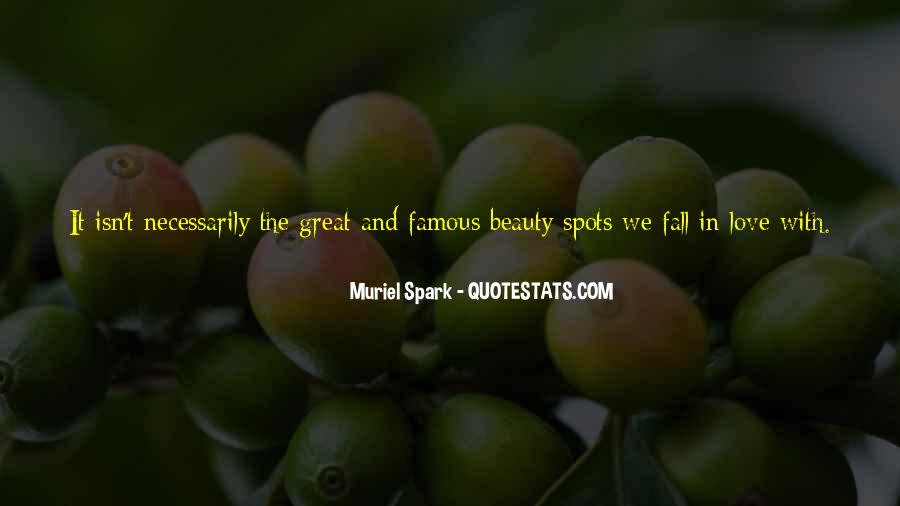 Beauty Isn't All Quotes #1597329