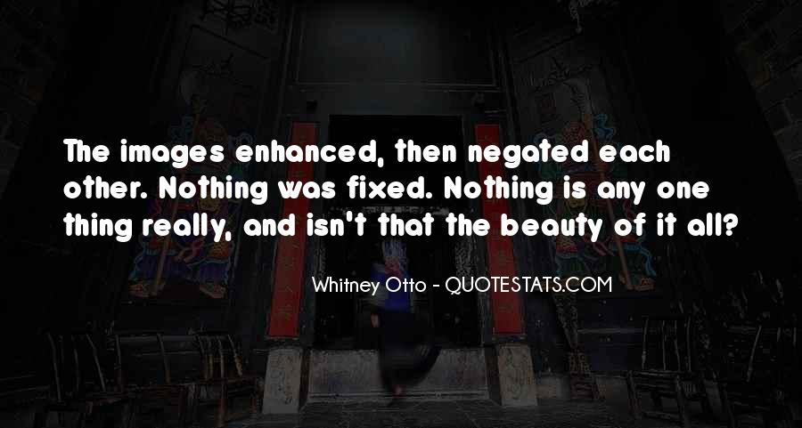 Beauty Isn't All Quotes #226044