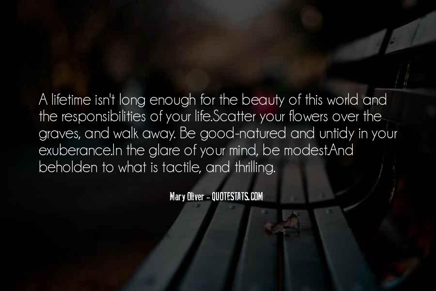 Beauty Isn't All Quotes #387708
