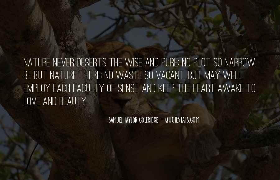 Beauty Pure Quotes #1161765