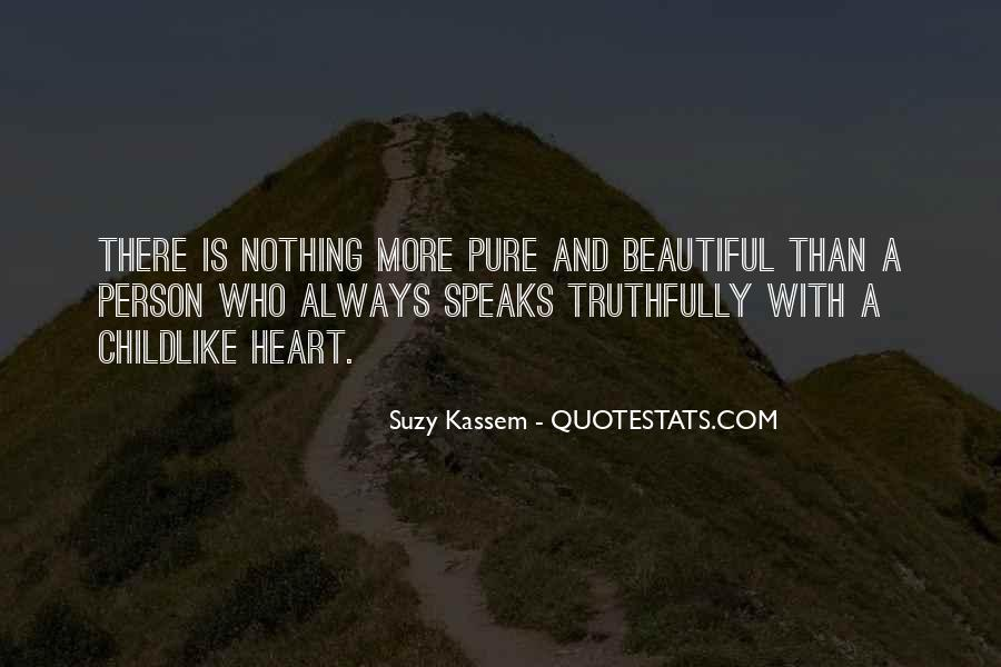 Beauty Pure Quotes #252513