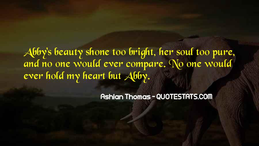 Beauty Pure Quotes #506388