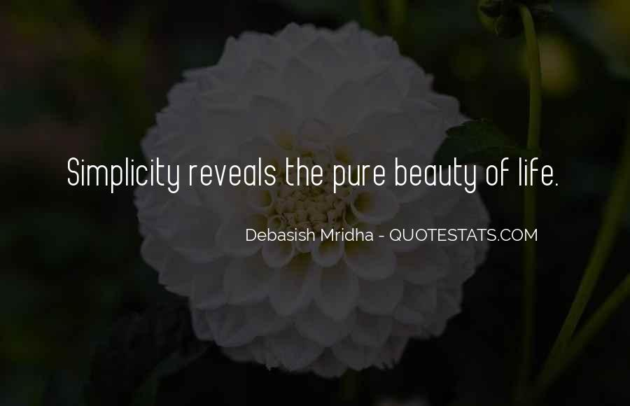 Beauty Pure Quotes #545821