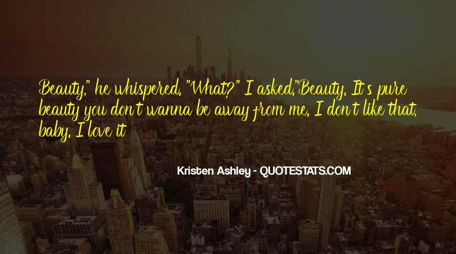 Beauty Pure Quotes #712052