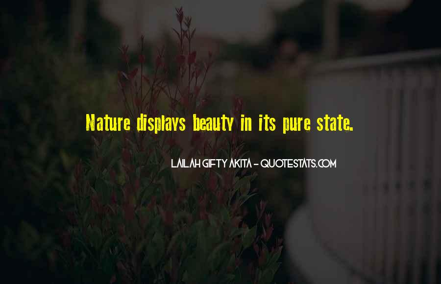 Beauty Pure Quotes #930122