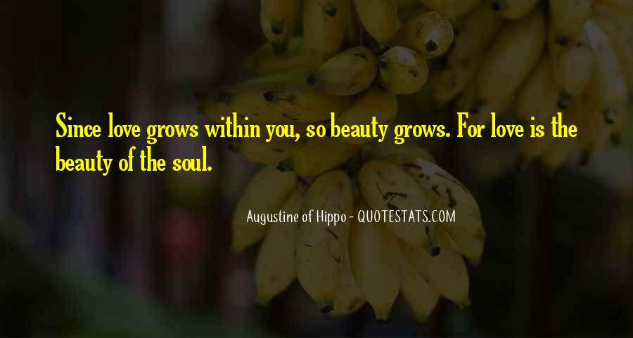 Beauty Within You Quotes #1536931