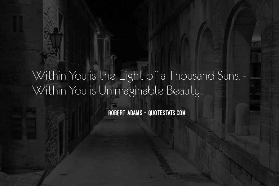 Beauty Within You Quotes #1735026
