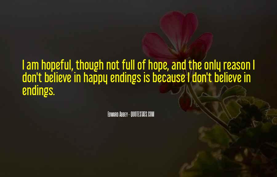 Because I Am Happy Quotes #1326764