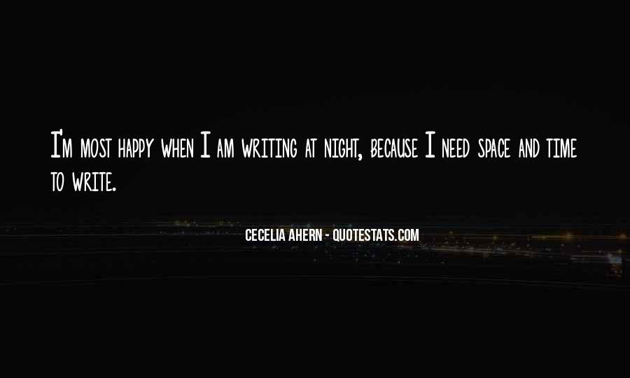 Because I Am Happy Quotes #1505285