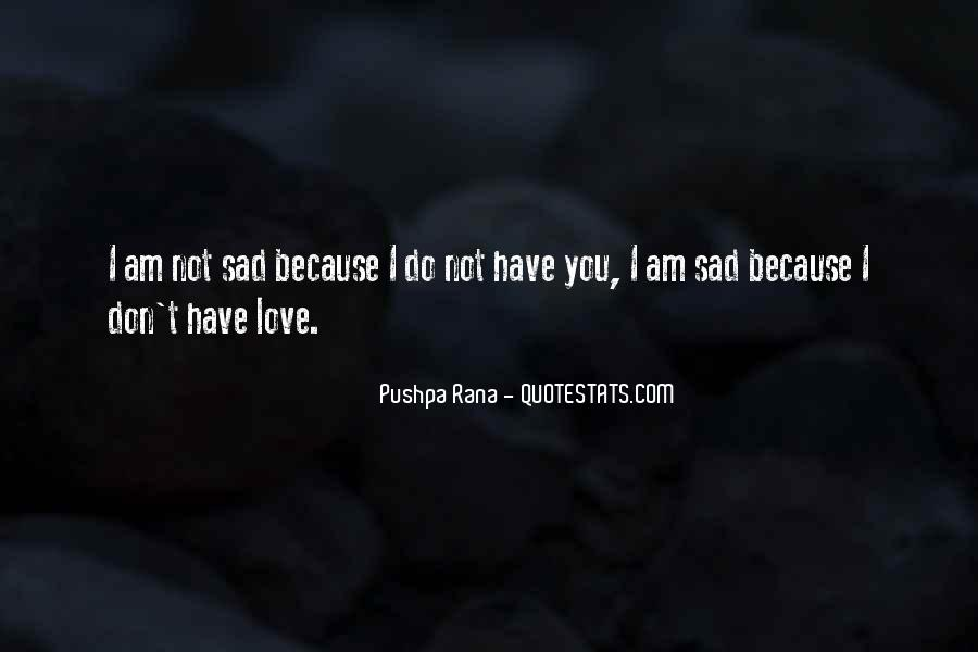 Because I Am Happy Quotes #70133