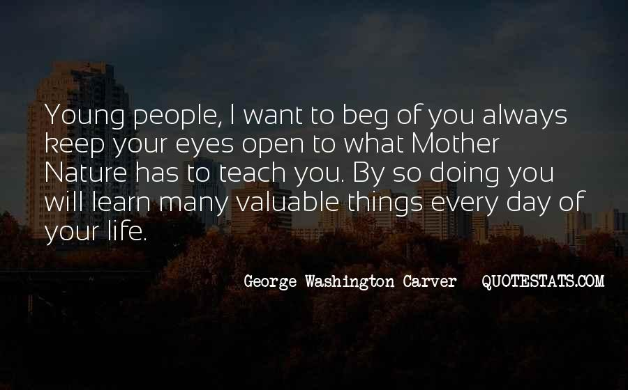 Because I Am Your Mother Quotes #12435