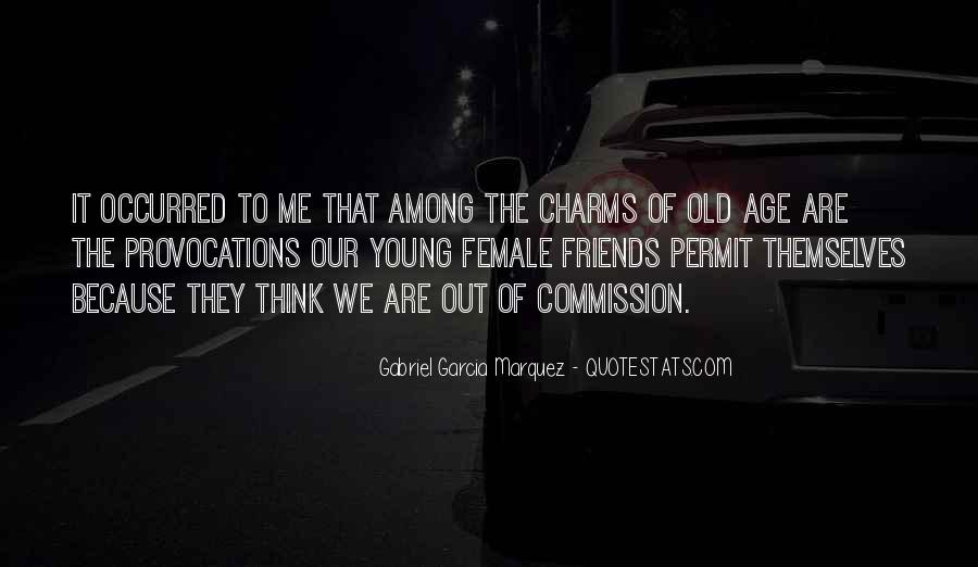 Because We're Young Quotes #813429