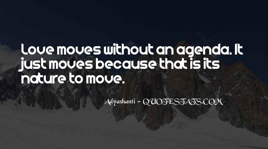 Because Without Love Quotes #41019