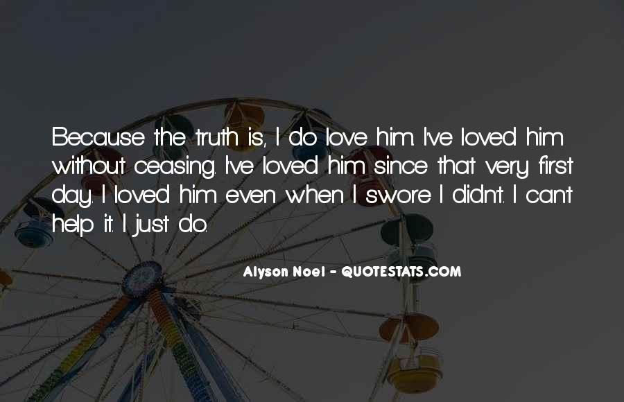 Because Without Love Quotes #47973