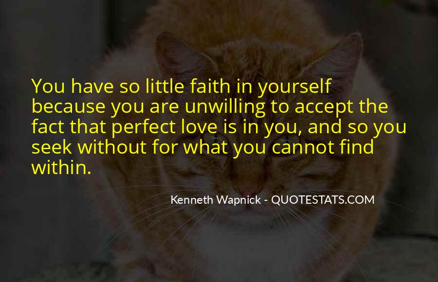 Because Without Love Quotes #542254