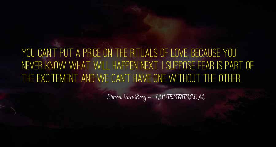 Because Without Love Quotes #629286