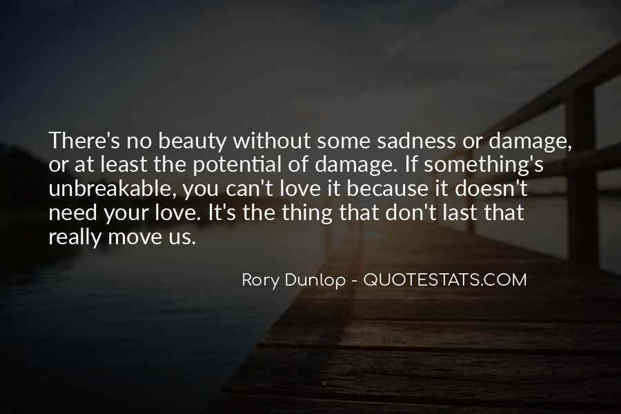Because Without Love Quotes #660149