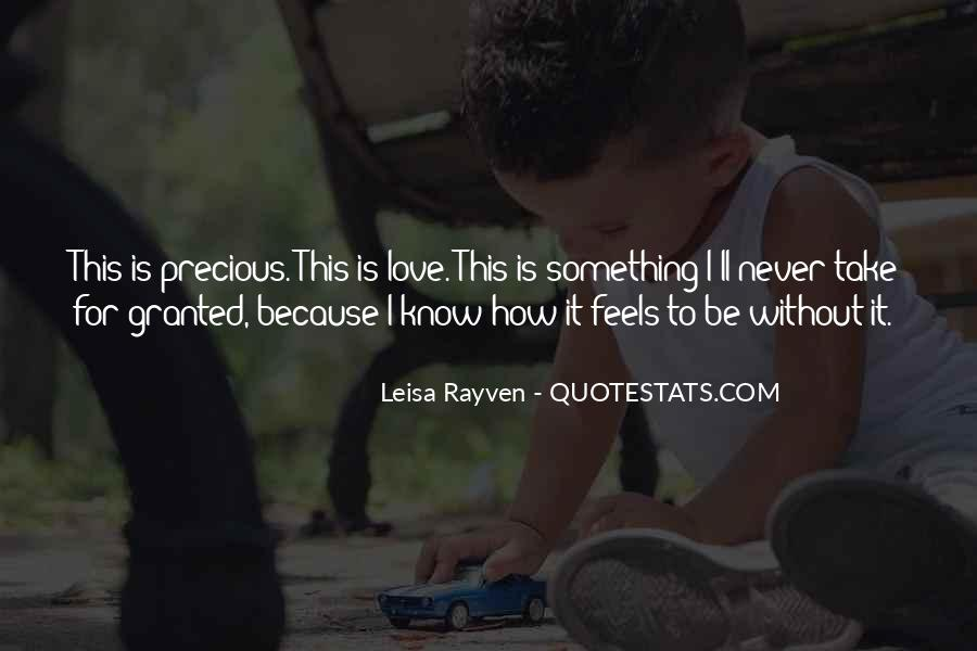 Because Without Love Quotes #776211