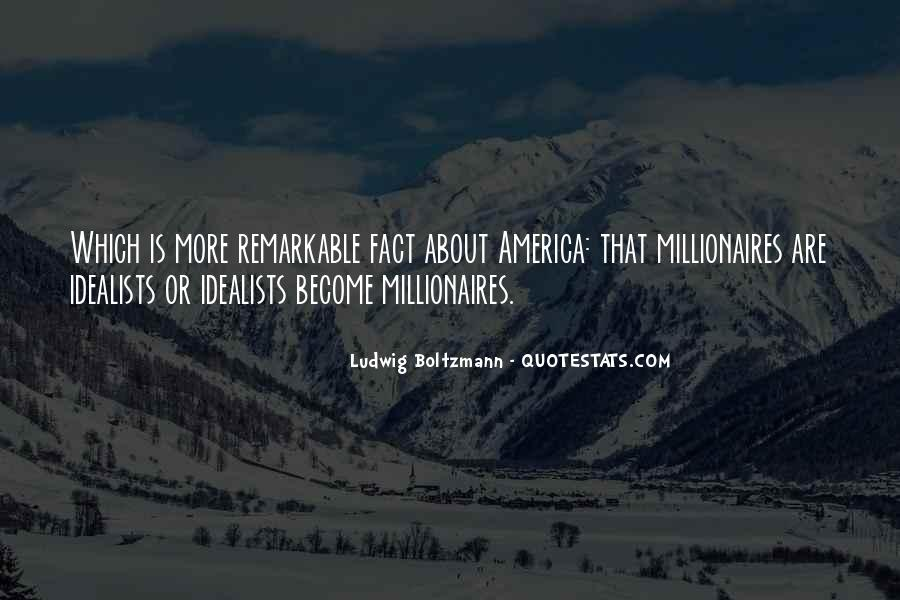 Become A Millionaire Quotes #1535687