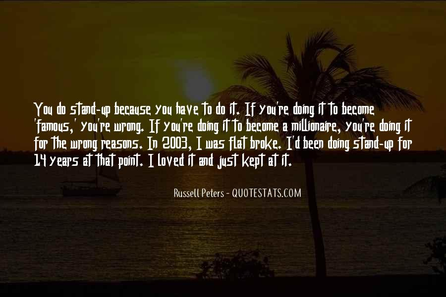 Become A Millionaire Quotes #1874229
