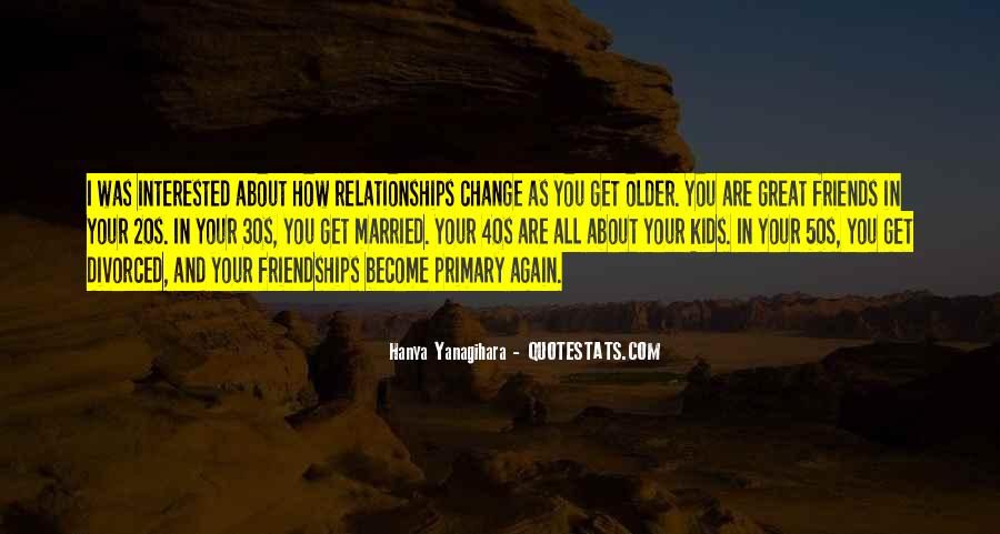 Become Friends Again Quotes #1309731