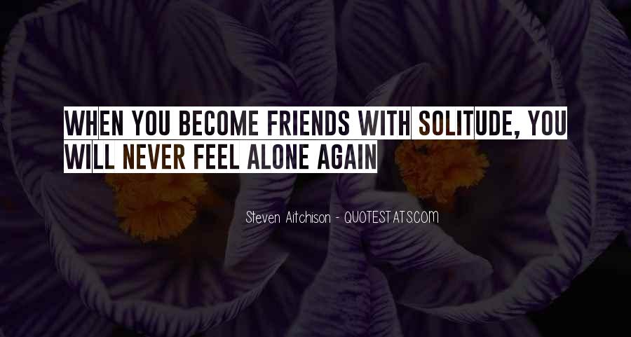 Become Friends Again Quotes #750418