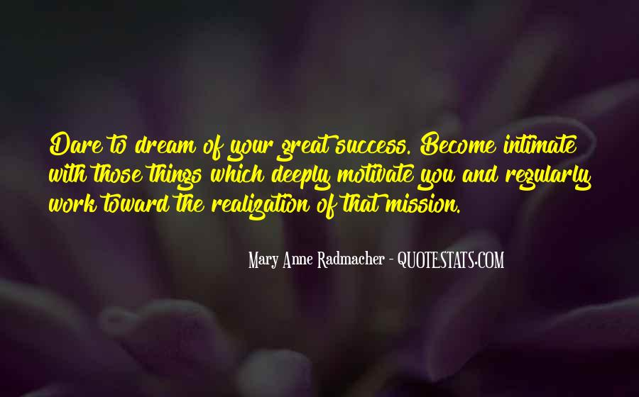 Become Great Quotes #186823