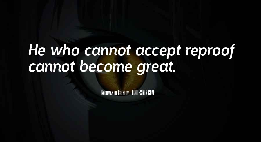 Become Great Quotes #48558
