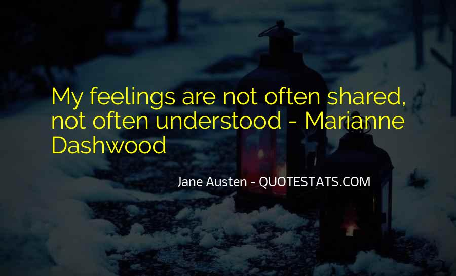 Becoming Jane Quotes #24107