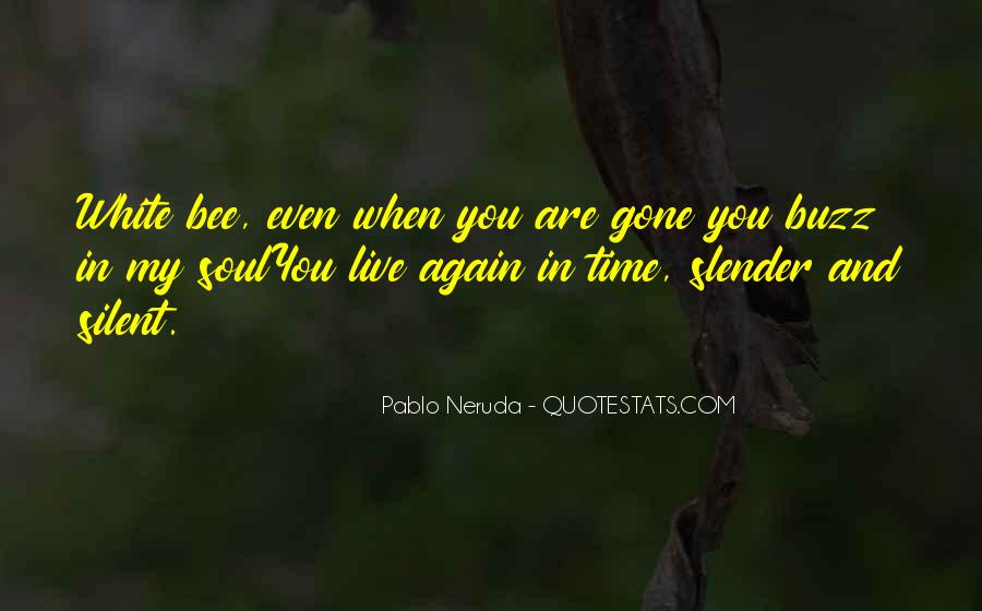 Bee Buzz Quotes #873607
