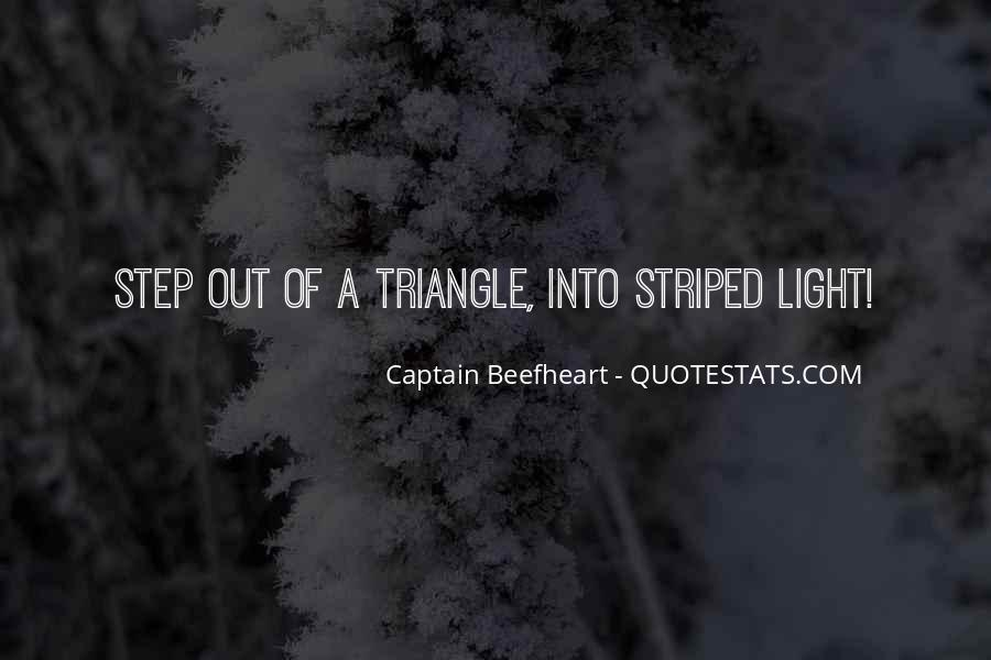 Beefheart Quotes #1280447