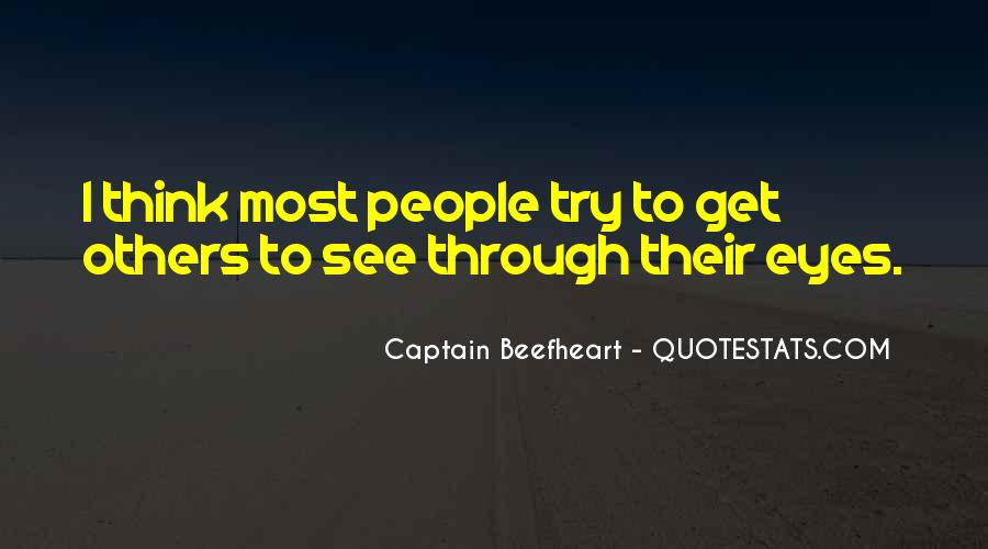 Beefheart Quotes #1723264