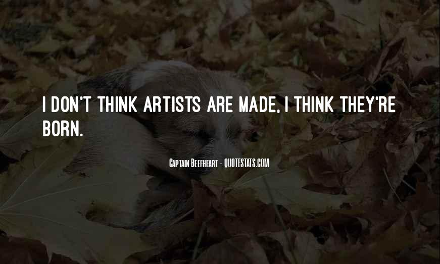 Beefheart Quotes #915313