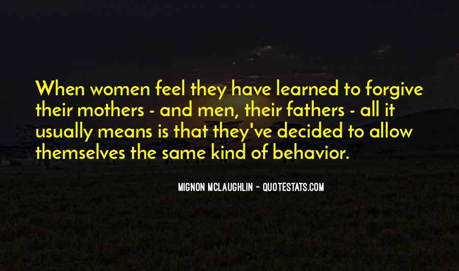 Quotes About Mean Mothers #1521895