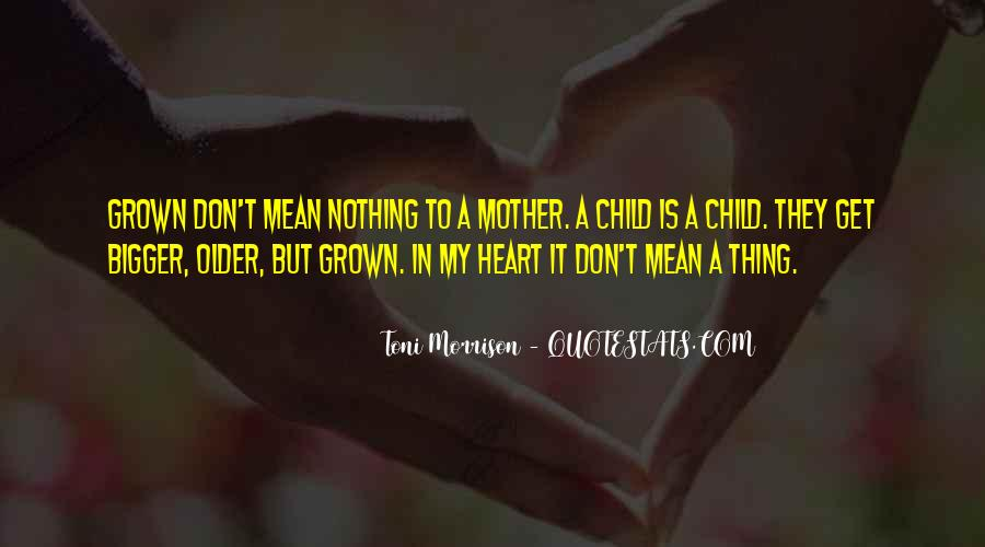Quotes About Mean Mothers #1719791