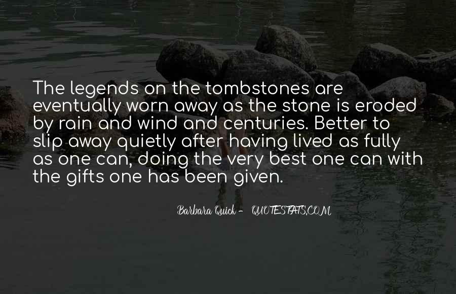 Been Thru Quotes #1190
