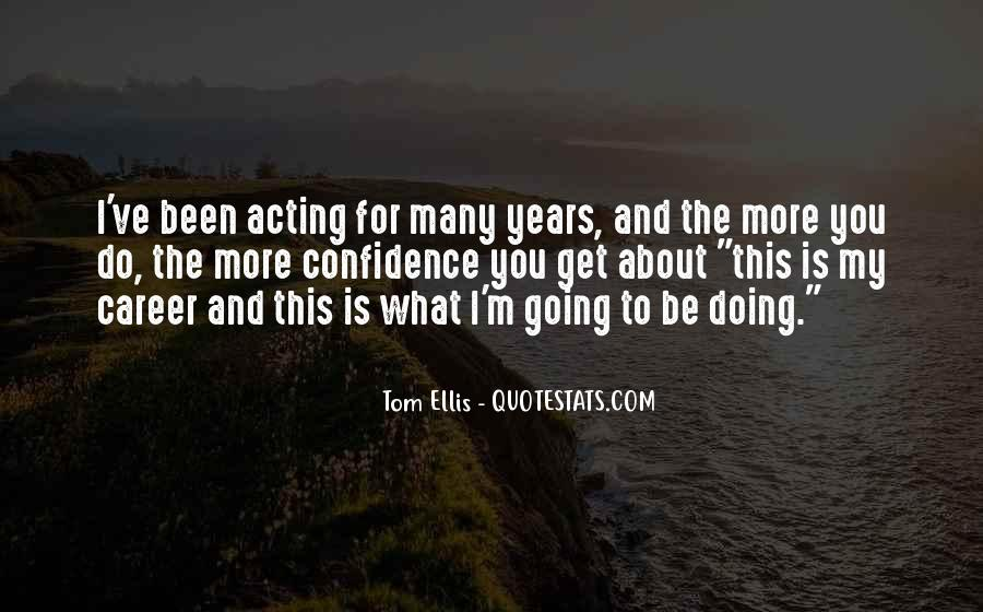 Been Thru Quotes #846