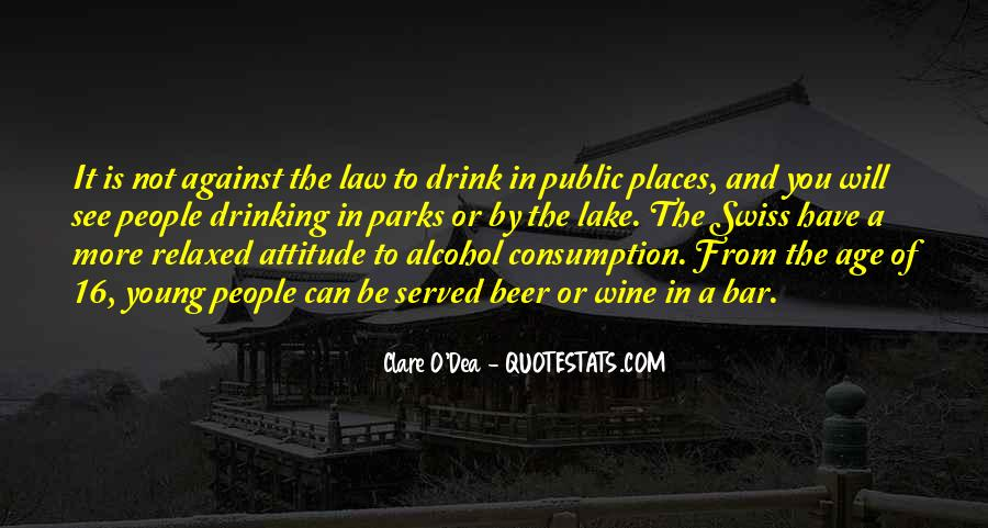 Beer And Alcohol Quotes #1590424