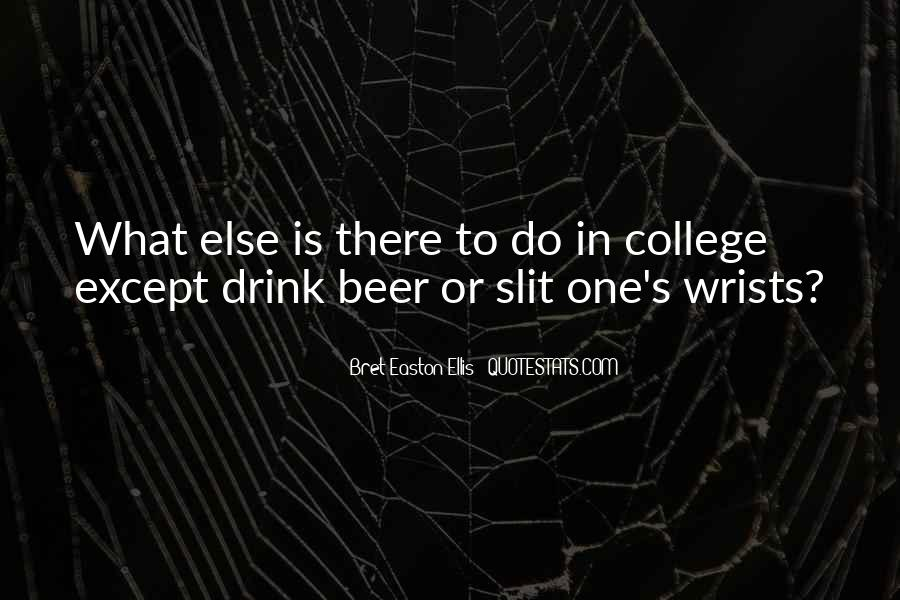 Beer And Alcohol Quotes #568209