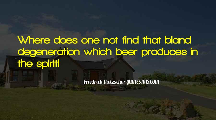 Beer And Alcohol Quotes #726624