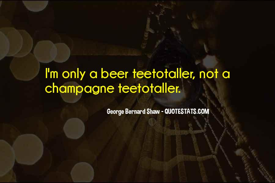 Beer And Alcohol Quotes #803888