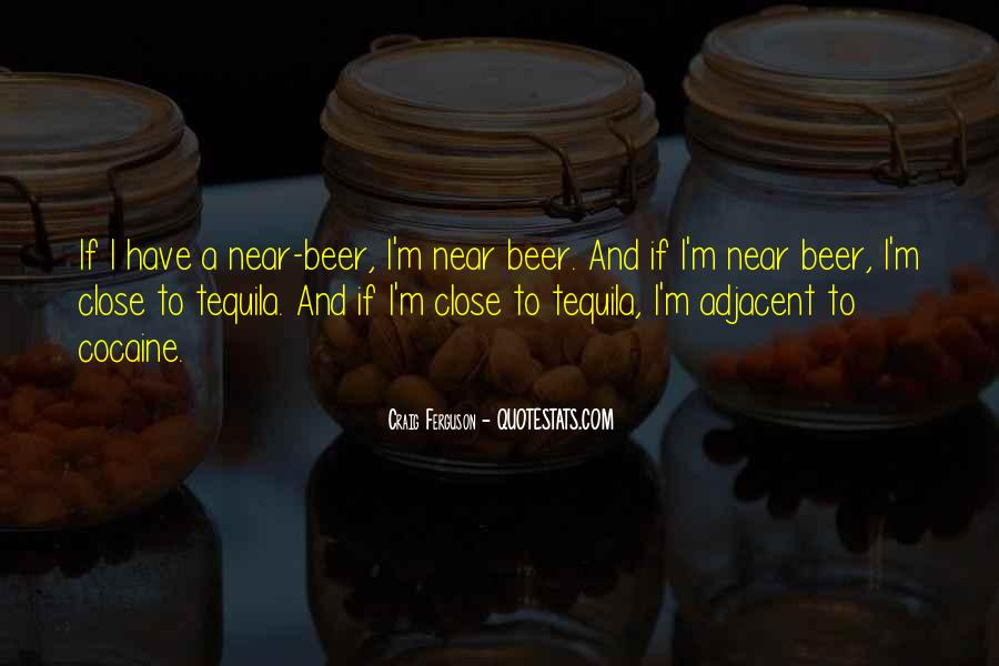 Beer And Alcohol Quotes #875330