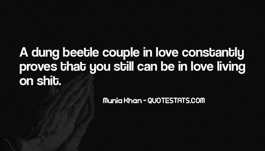Beetle Insect Quotes #309768