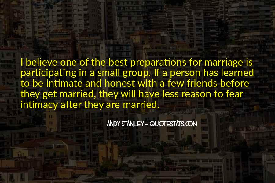 Before And After Married Quotes #1376565