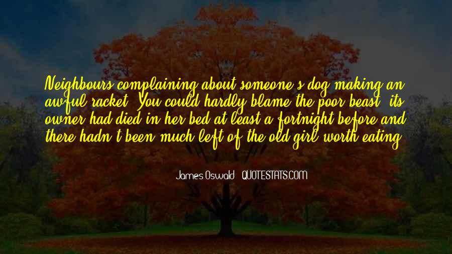 Before Complaining Quotes #1373659