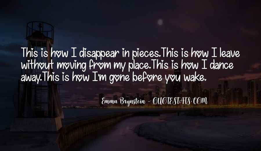 Before I Wake Quotes #1283309