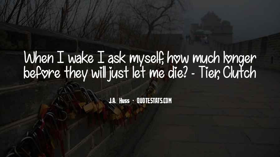 Before I Wake Quotes #1739307